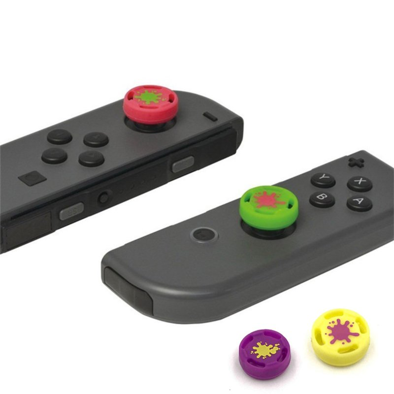 Protetor Analógico Joy-Con - Kit com 4un - Nintendo Switch