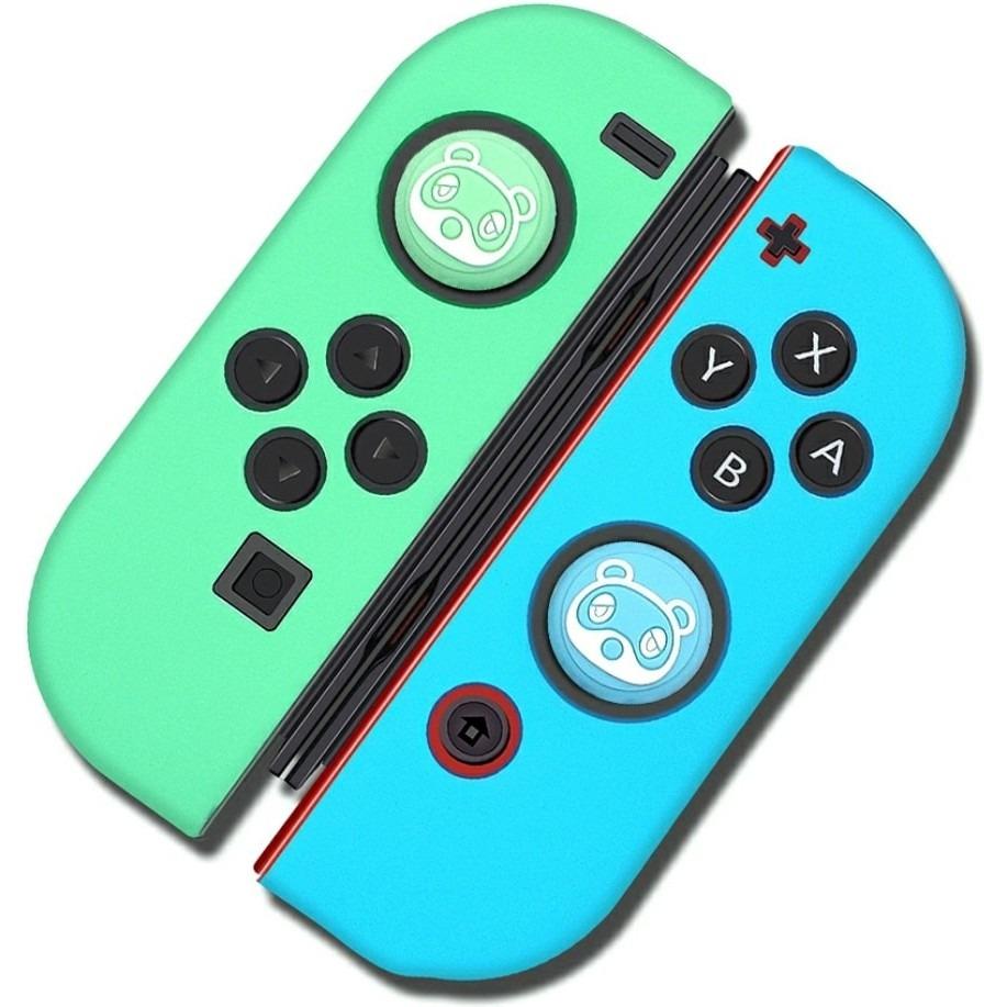Protetor Analógico Joy-Con - Tom Nook - Nintendo Switch