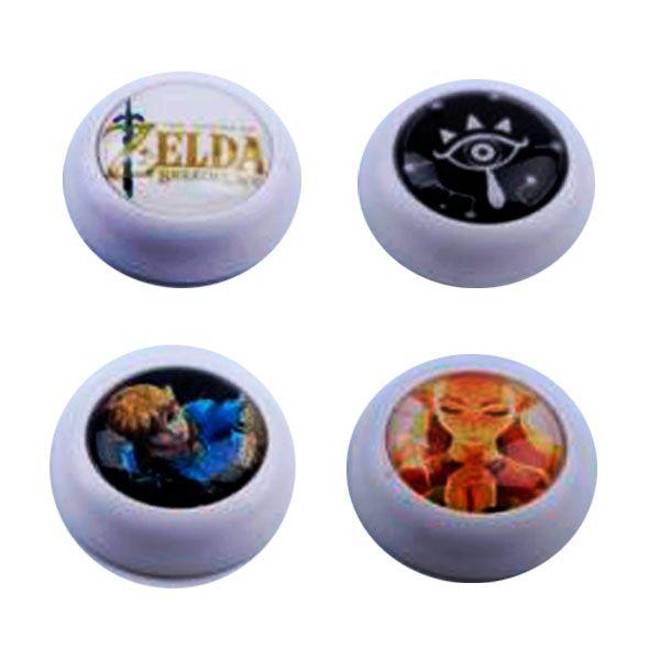 Protetor Analógico Joy-Con Zelda - Nintendo Switch