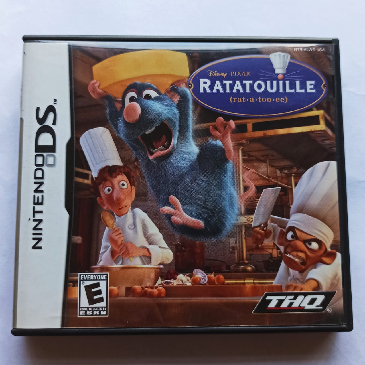 Ratatouille - USADO - Nintendo DS
