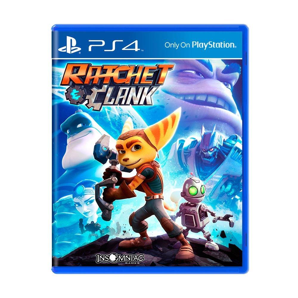 Ratchet & Clank - Playstation 4 - USADO