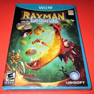 Rayman Legends - Wii U - USADO