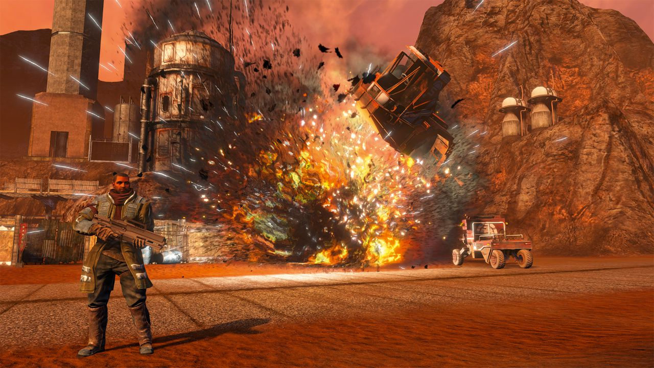 Red Faction: Guerrilla - Nintendo Switch