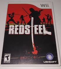 Red Steel USADO - Nintendo Wii