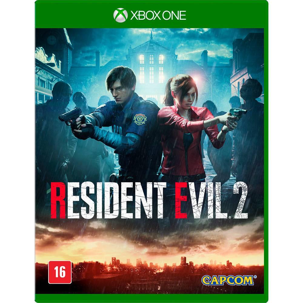 Resident Evil 2 Br - Xbox One