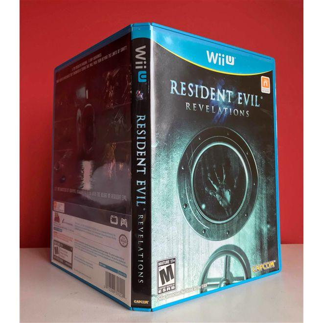 Resident Evil Revelations Wii U - Usado