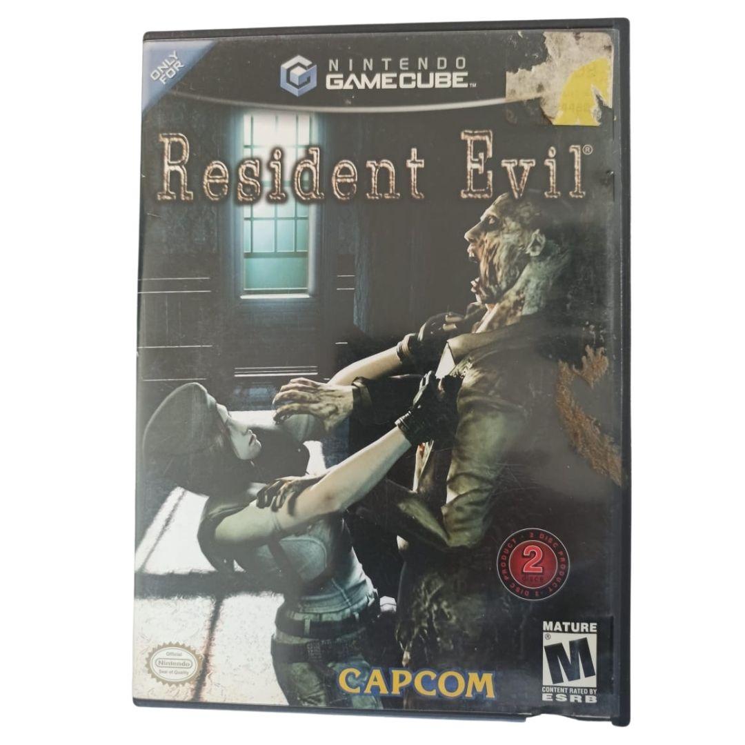 Resident Evil  - USADO - Nintendo GameCube