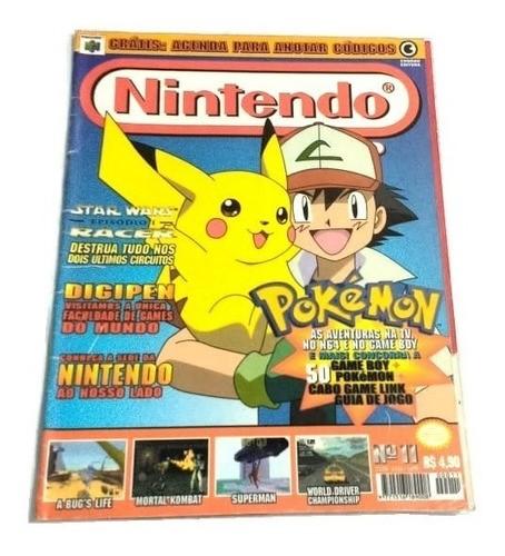 Revista Nintendo World - Edição 11