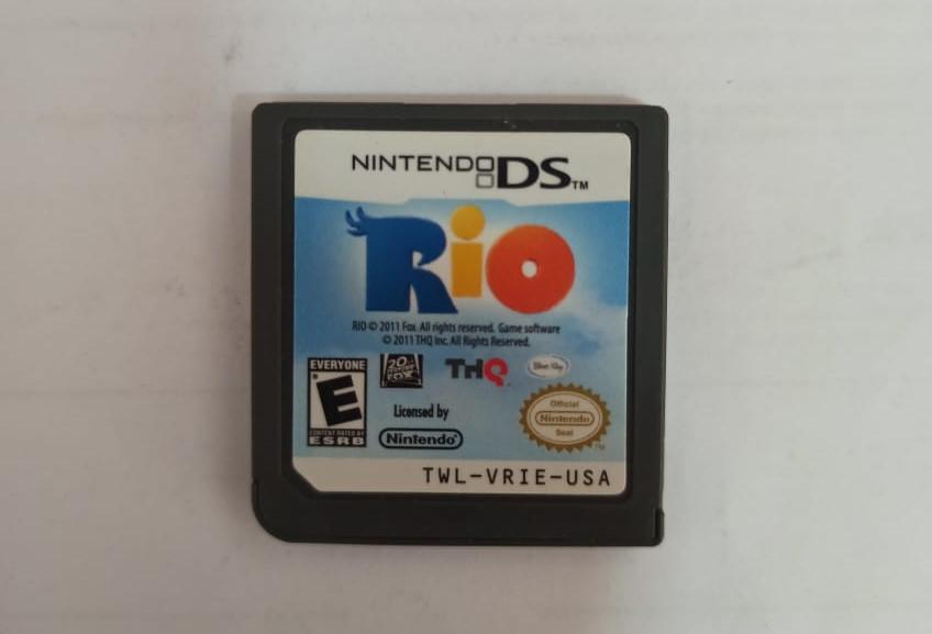Rio - USADO - Nintendo DS