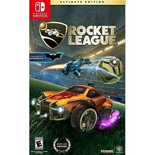 Rocket League collector´s edition - USADO - Nintendo Switch