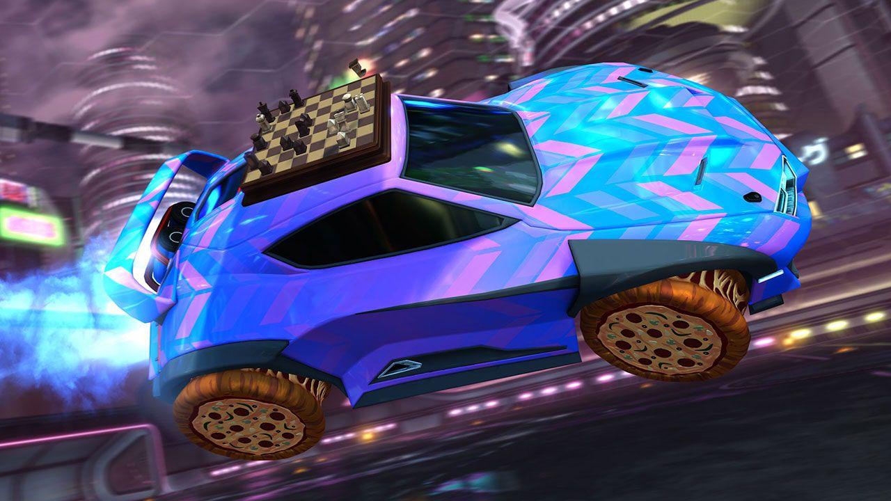 Rocket League Ultimate Edition (US) - Nintendo Switch - Envio Internacional
