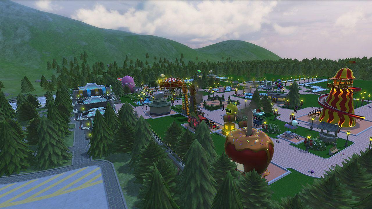 Rollercoaster Tycoon Adventures - Nintendo Switch - Envio Internacional