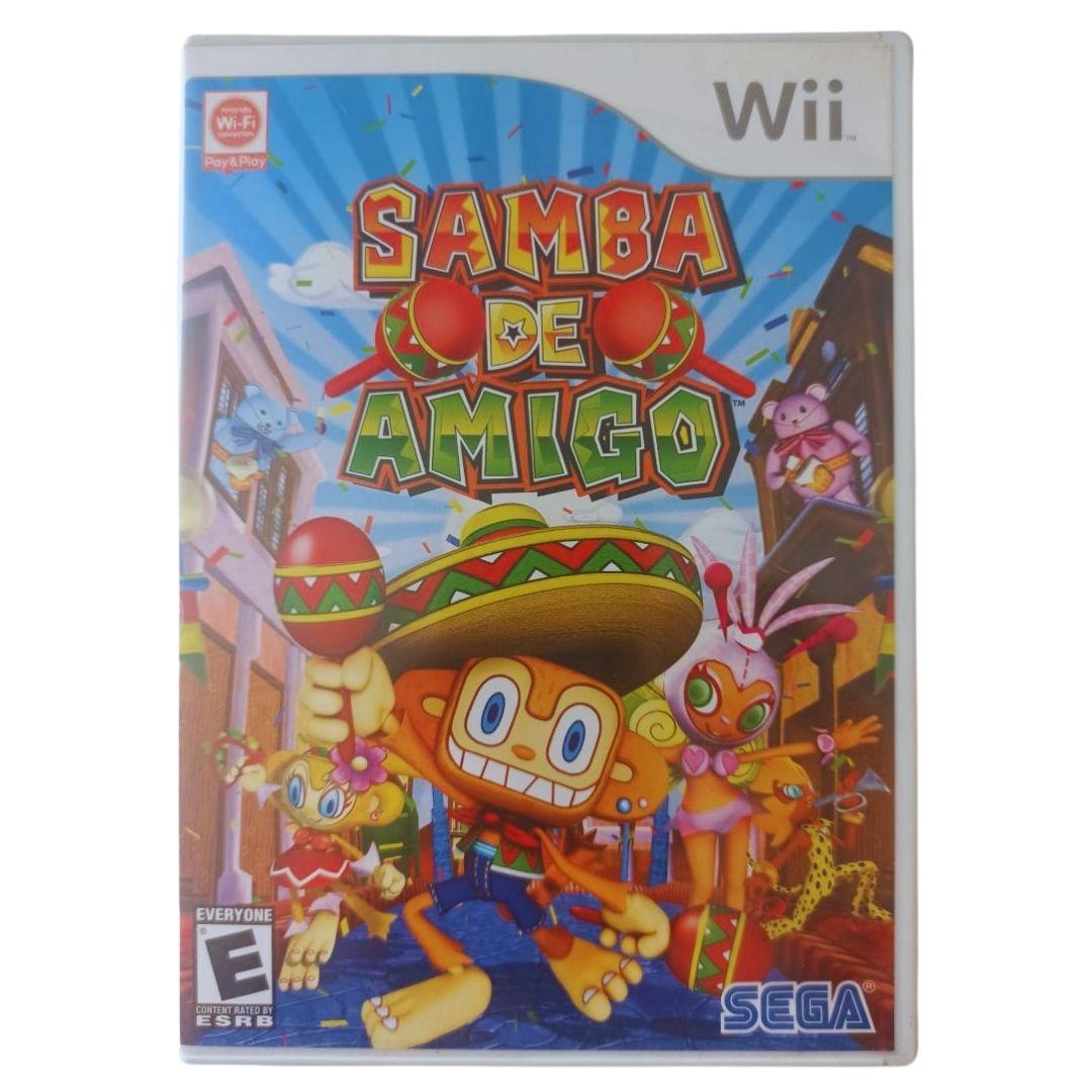 Samba de Amigo - Nintendo Wii - Usado
