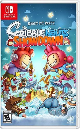 Scribblenauts Showdown - Nintendo Switch
