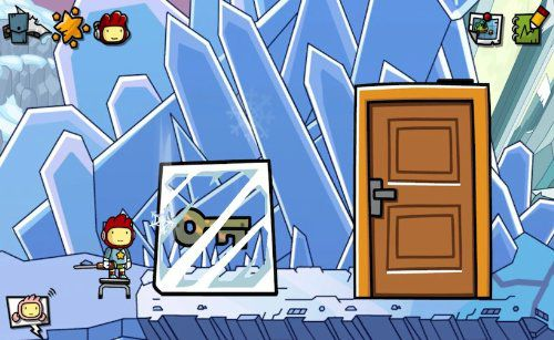 Scribblenauts Unmasked: A DC Comics Adventure - USADO - Nintendo Wii U