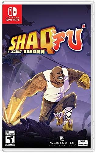 Shaq Fu: A Legend Reborn - Nintendo Switch - Usado