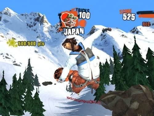 Shaun White Snowboarding - USADO - Nintendo Wii