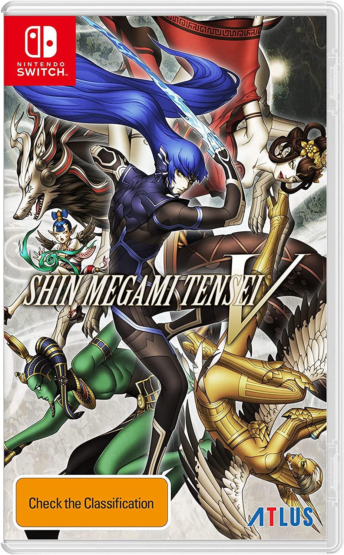Shin Megami Tensei V - Nintendo Switch - Pré Venda - LISTA DE ESPERA
