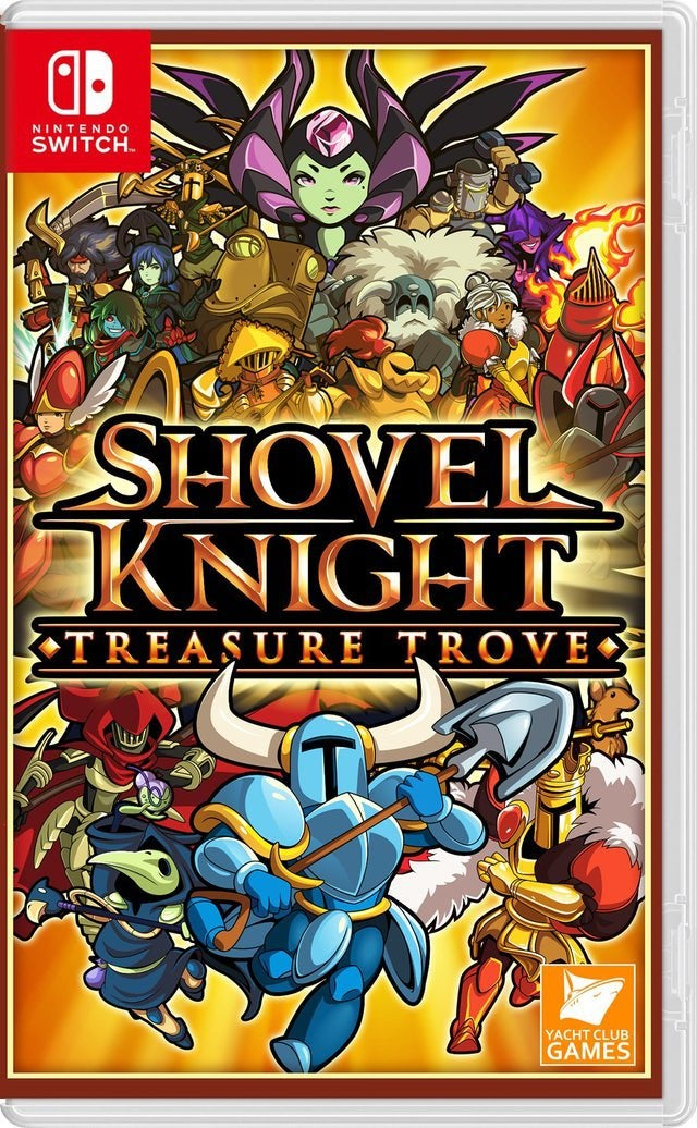 Shovel Knight: Treasure Trove (US) - Nintendo Switch