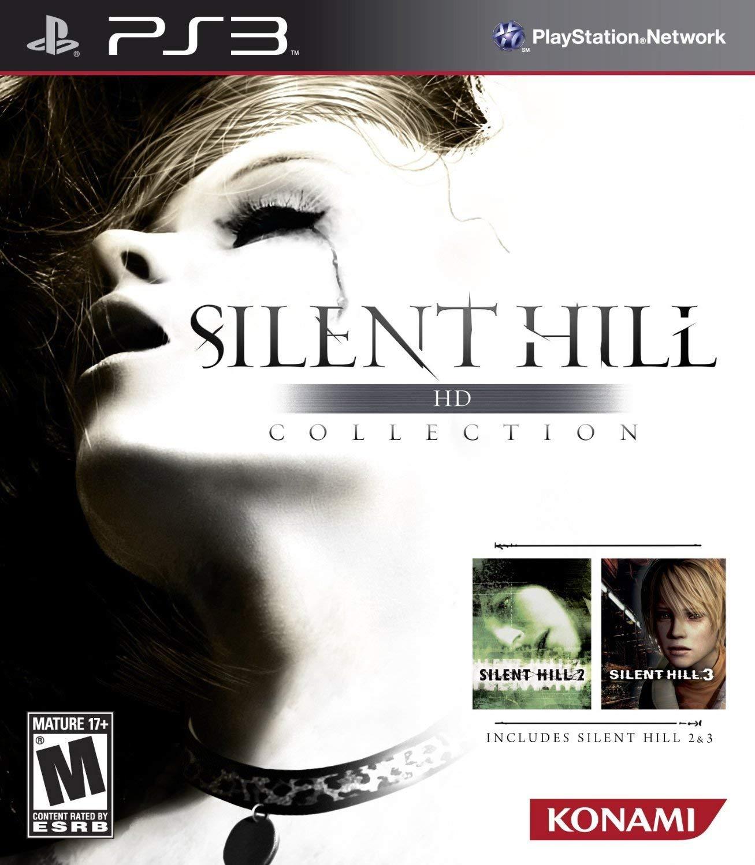 Silent Hill Hd - Ps3 - Usado