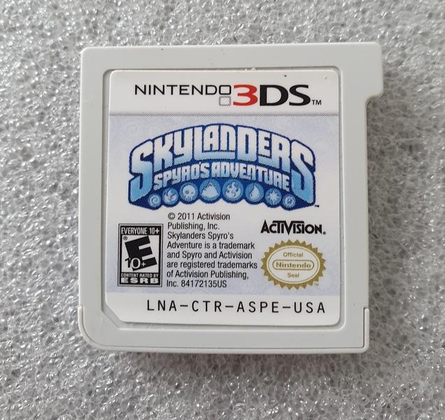 Skylanders Spyro Adventure - Cartucho - Nintendo 3DS - Usado