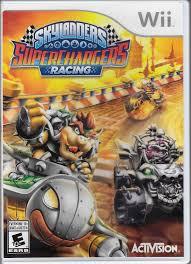 Skylanders Superchargers Racing - Nintendo Wii