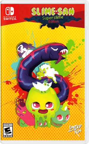 Slime-san - Nintendo Switch