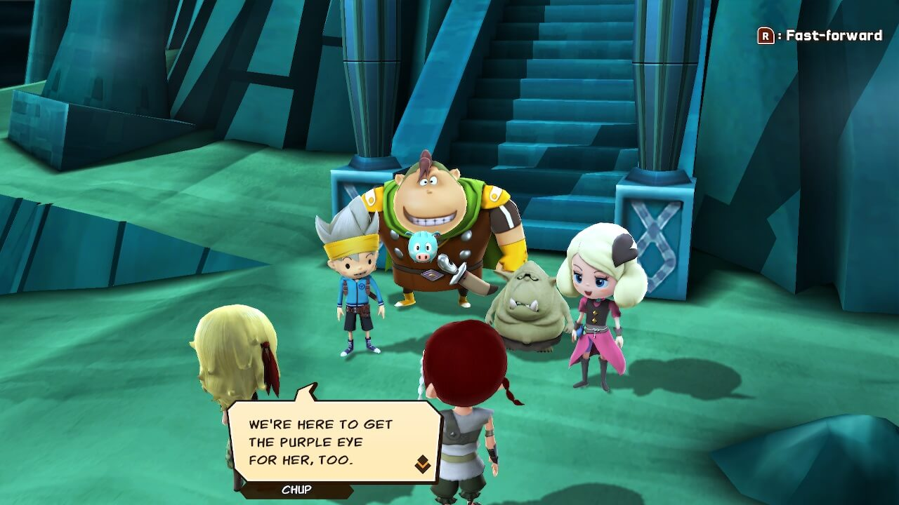 Snack World: The Dungeon Crawl (US) - Nintendo Switch