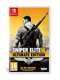 Sniper Elite III Ultimate Edition - Nintendo Switch