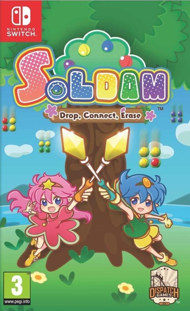 Soldam: Drop. Connect, Erase - Nintendo Switch