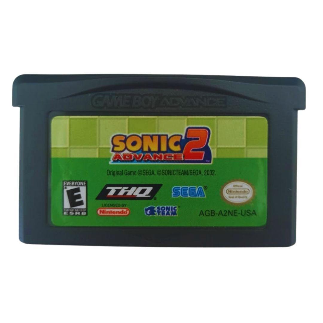 Sonic Advance 2 - GBA - Usado