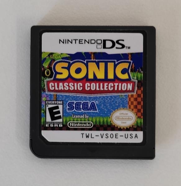 Sonic Classic Collection  - Cartucho - Nintendo DS - Usado