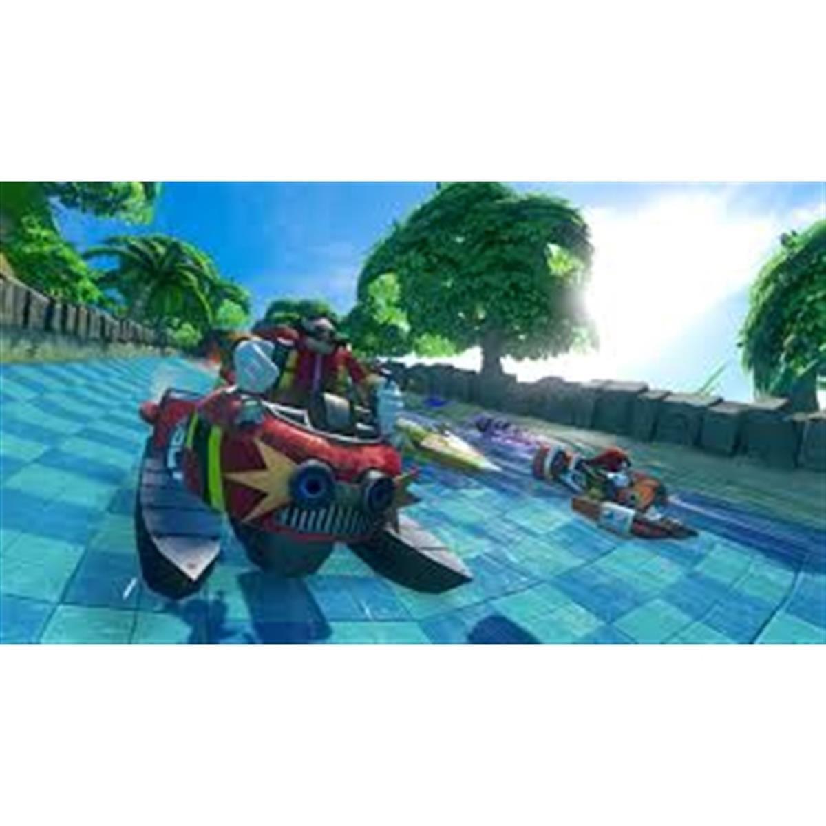 Sonic & All-Stars Racing Transformed - Wii U - USADO