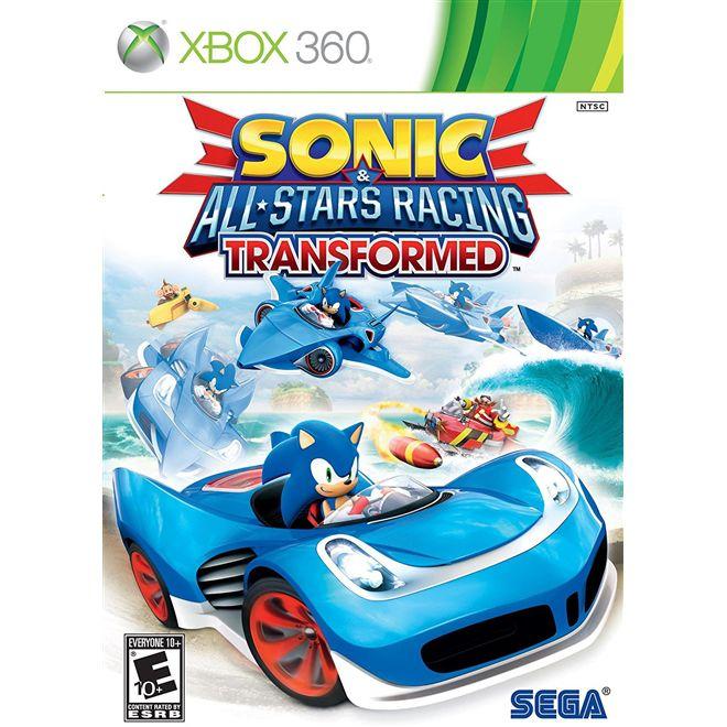Sonic & Sega All Stars Racing - Xbox 360