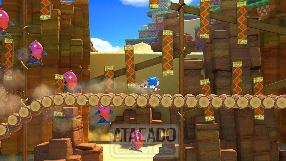 Sonic Forces - USADO - Nintendo Switch
