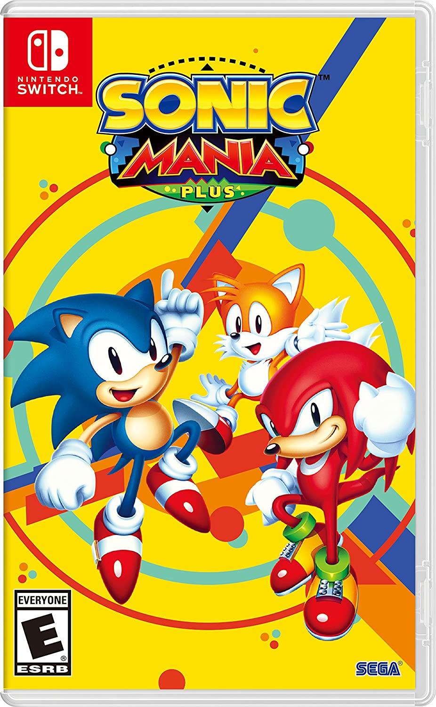 Sonic Mania (US) - Nintendo Switch