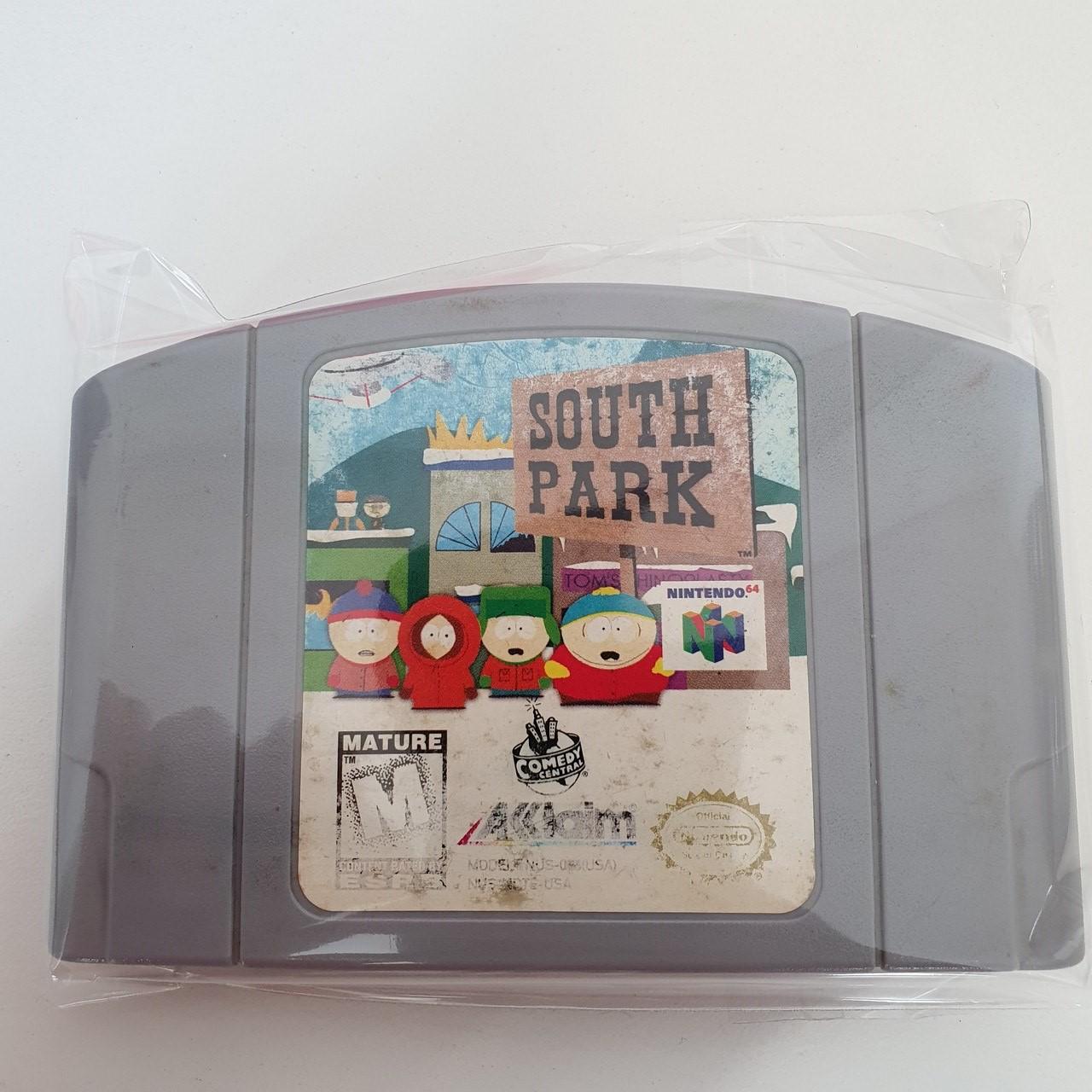 South Park - Cartucho - Nintendo 64 - Usado