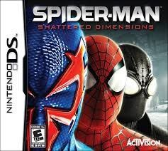 Spider Man Shattered Dimensions (USADO) - Nintendo DS