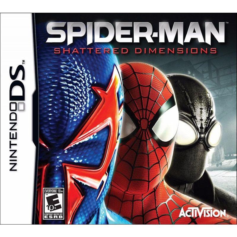 Spider Man Shattered Dimensions (USADO) - Nintendo DS