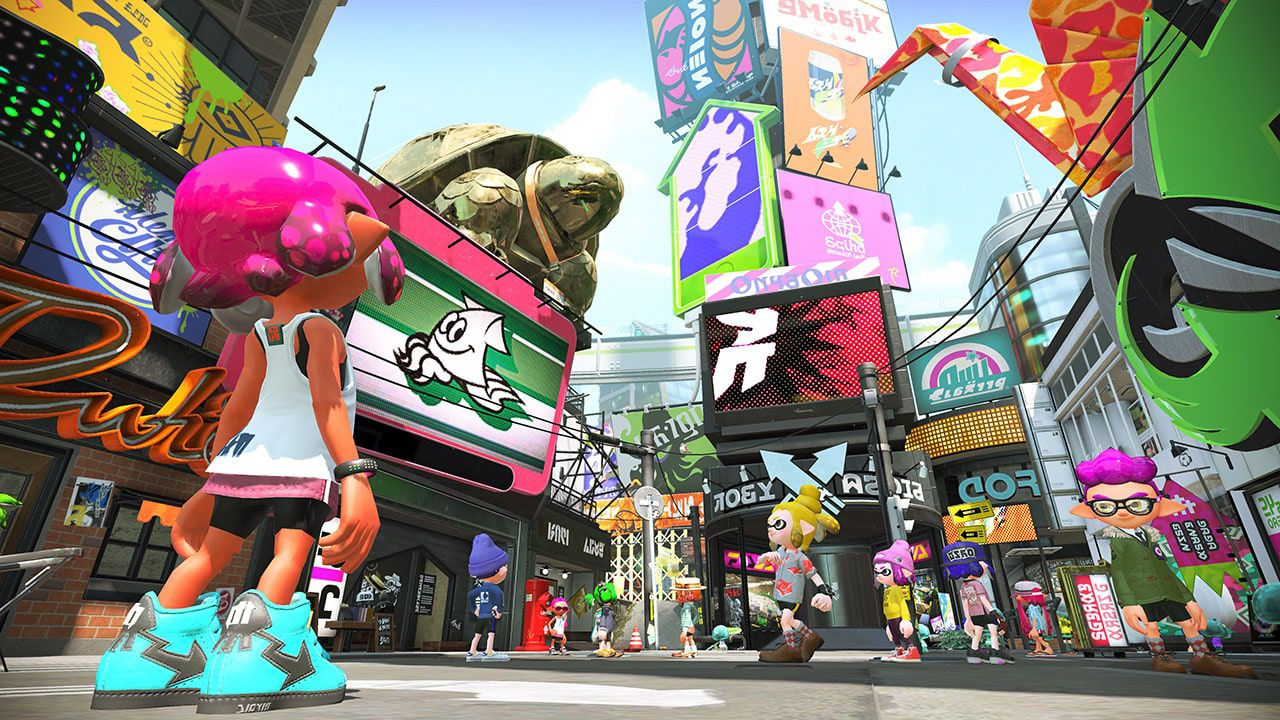 Splatoon 2 (US) - Nintendo Switch - ENVIO INTERNACIONAL
