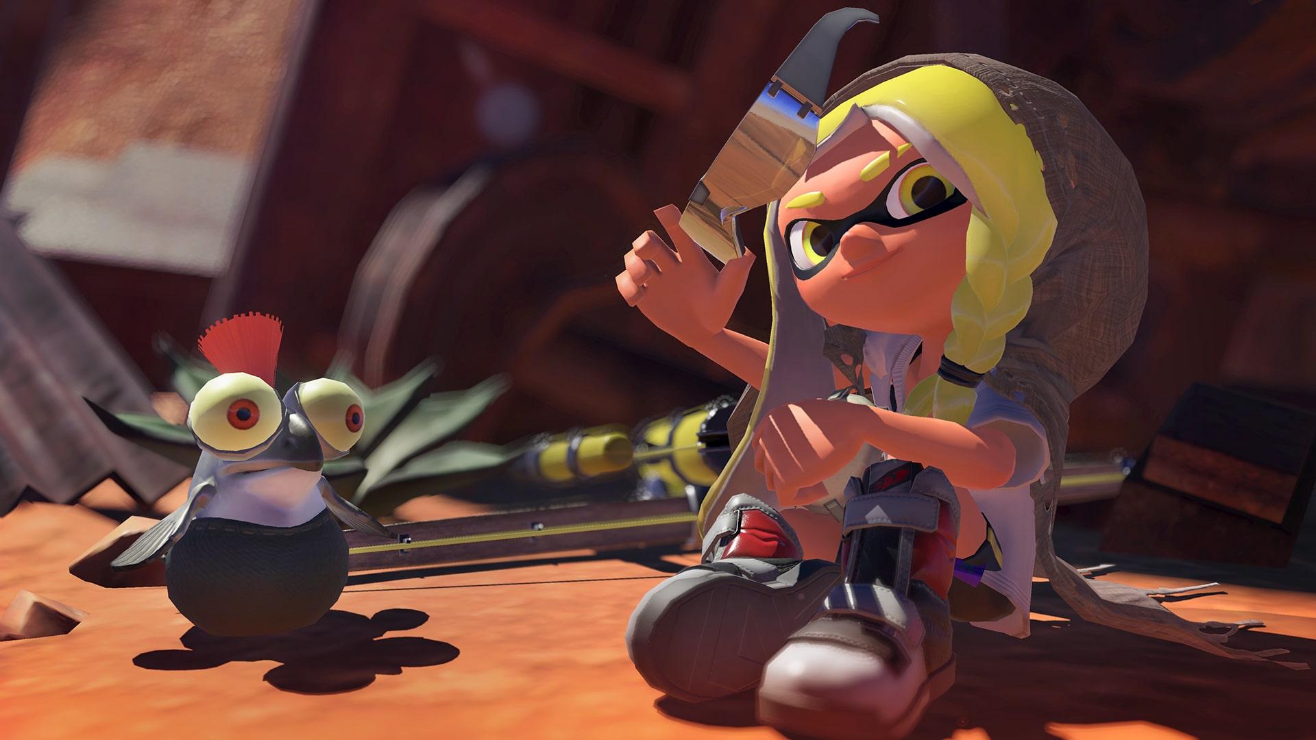 Splatoon 3 - Nintendo Switch - Pré Venda - LISTA DE ESPERA - 2022