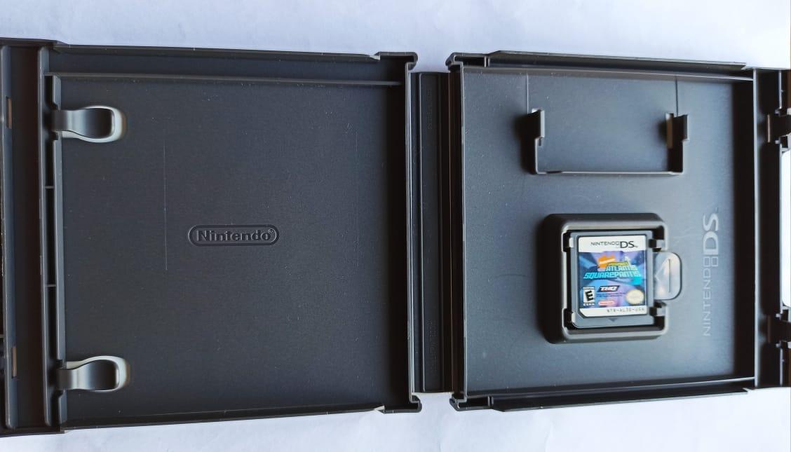 SpongeBob's: Atlantis Squarepantis - USADO - Nintendo DS