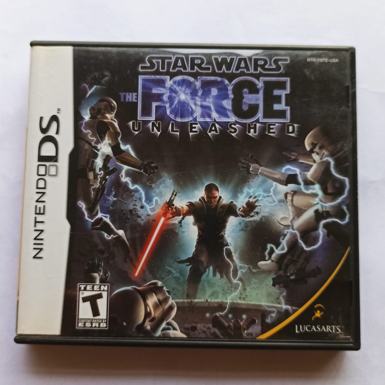 Star Wars: The Force Unleashed - USADO - Nintendo DS