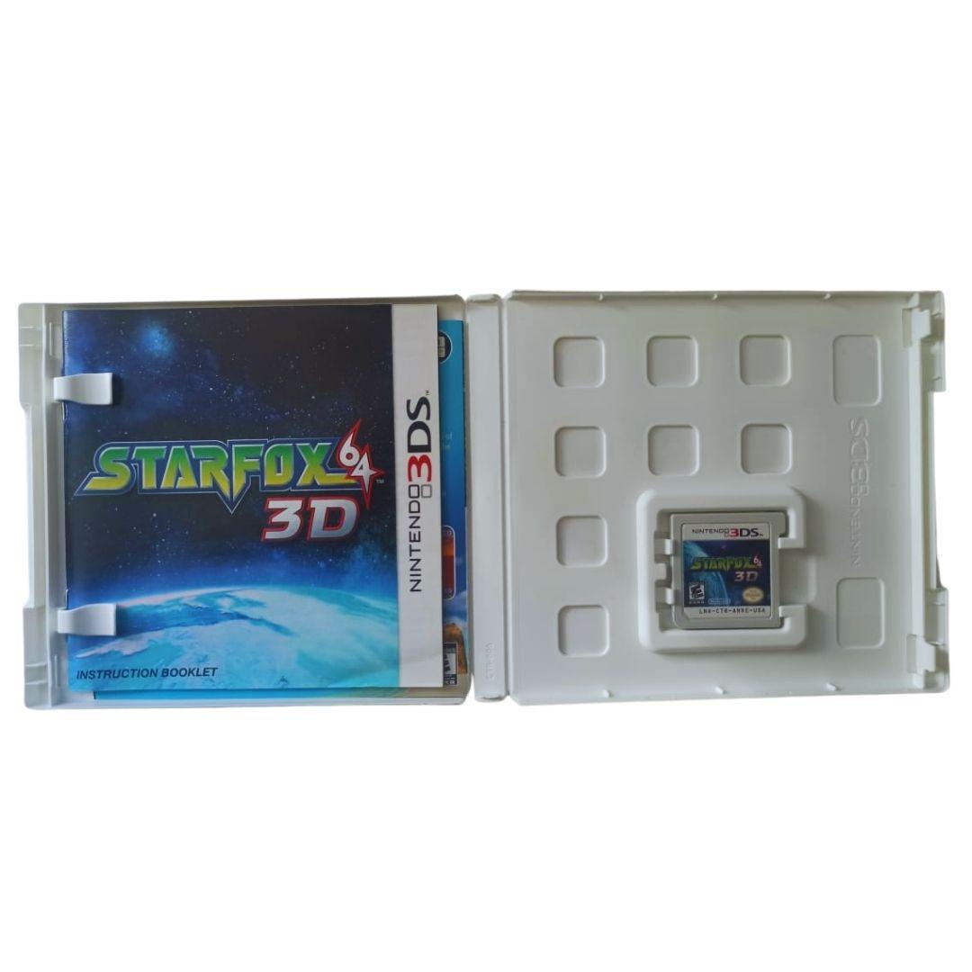 Starfox 64 3D - Nintendo 3DS - Usado