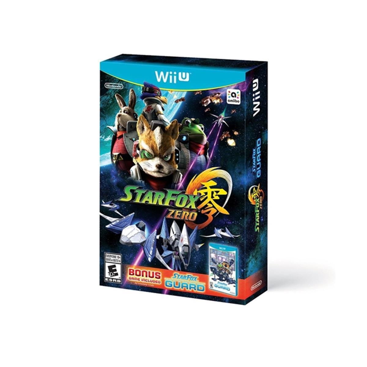 Starfox Zero USADO - Nintedo Wii U - EDIÇÃO ESPECIAL