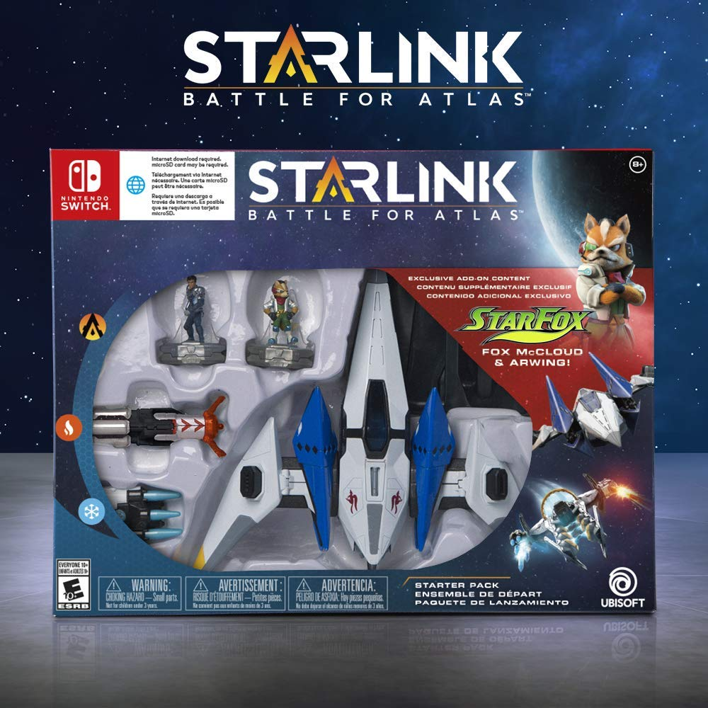 Starlink Battle for Atlas - Nintendo Switch