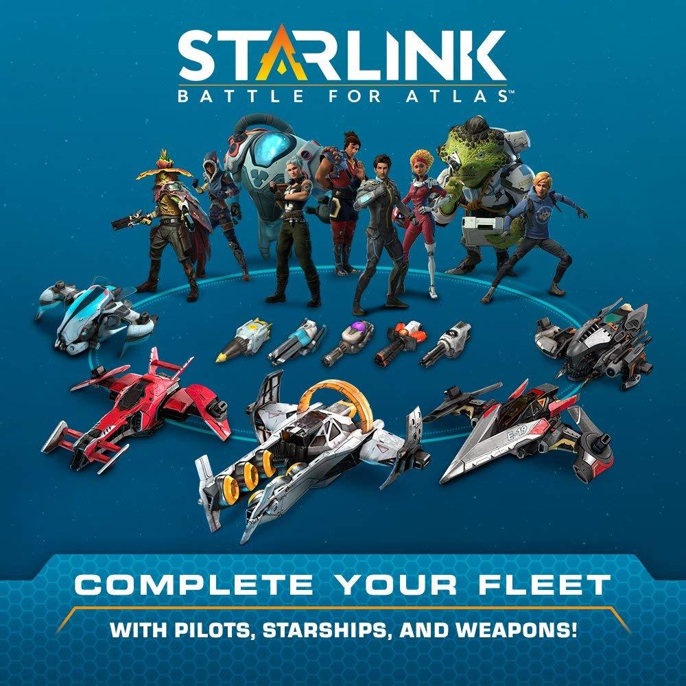 Starlink Battle for Atlas - Nintendo Switch