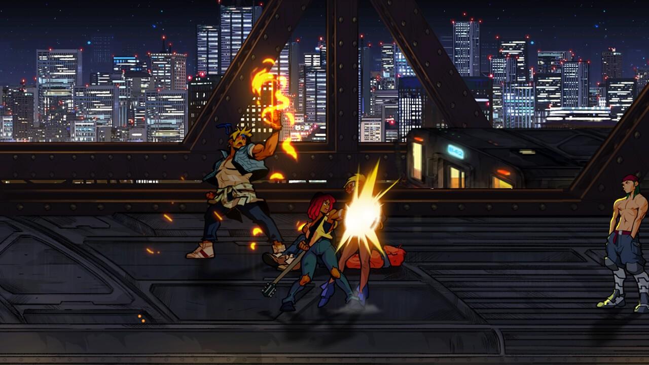 Streets of Rage 4 - Nintendo Switch