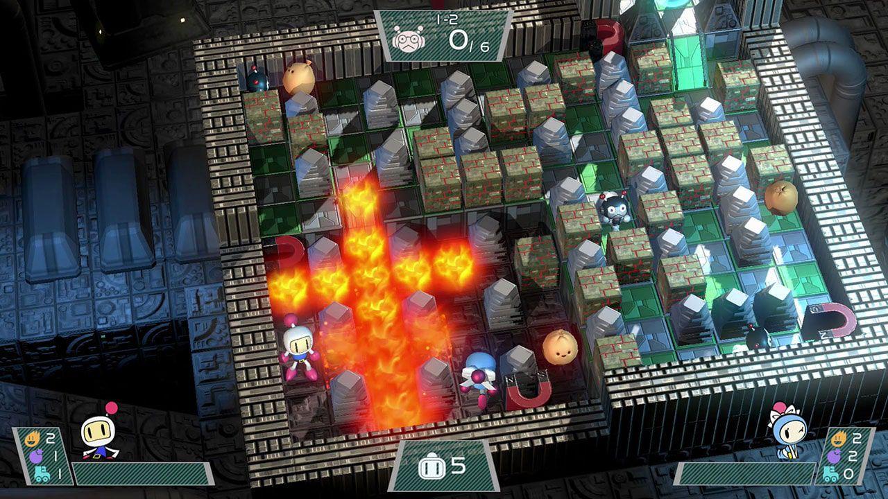 Super Bomberman R (EUR) - Nintendo Switch - Envio Internacional