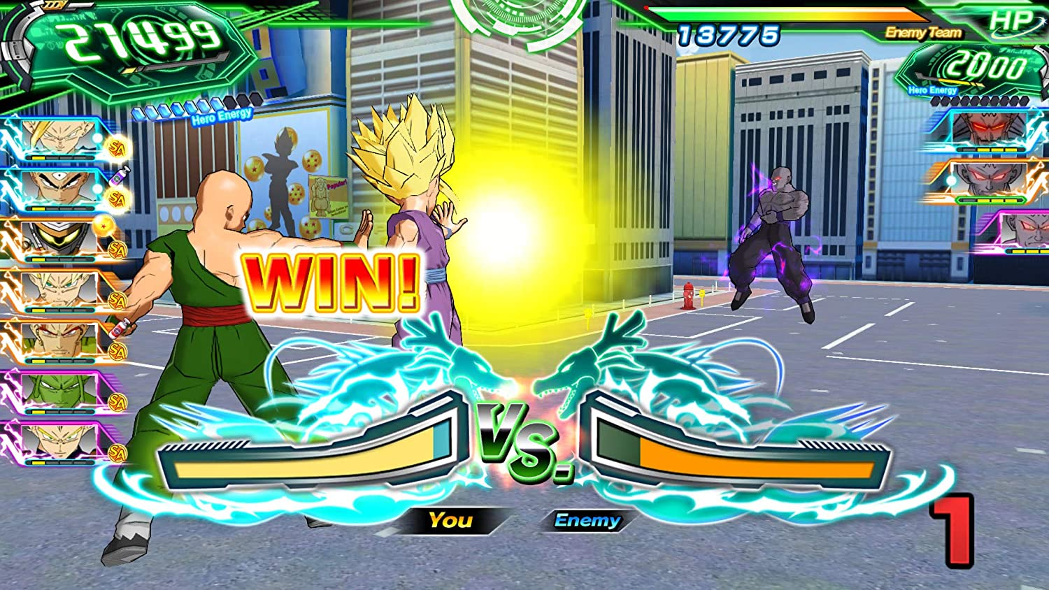 Super DragonBall Heroes World Mission - Nintendo Switch